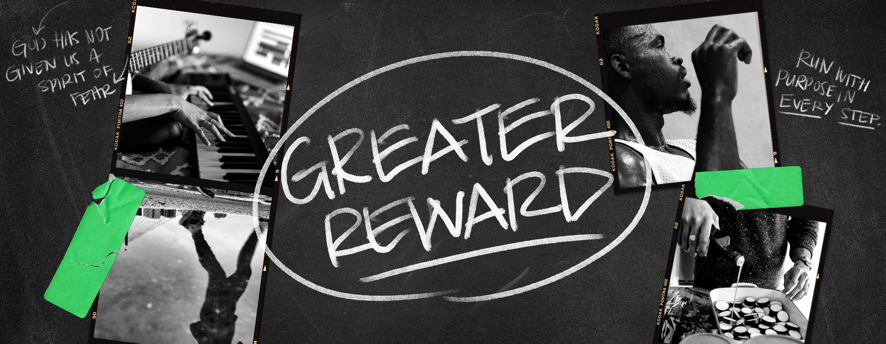 Greater Reward